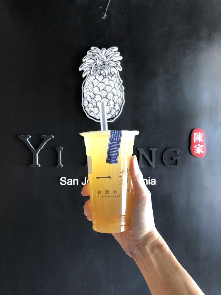 Yi Fang Taiwan Fruit Tea: 1147 S De Anza Blvd, San Jose, CA