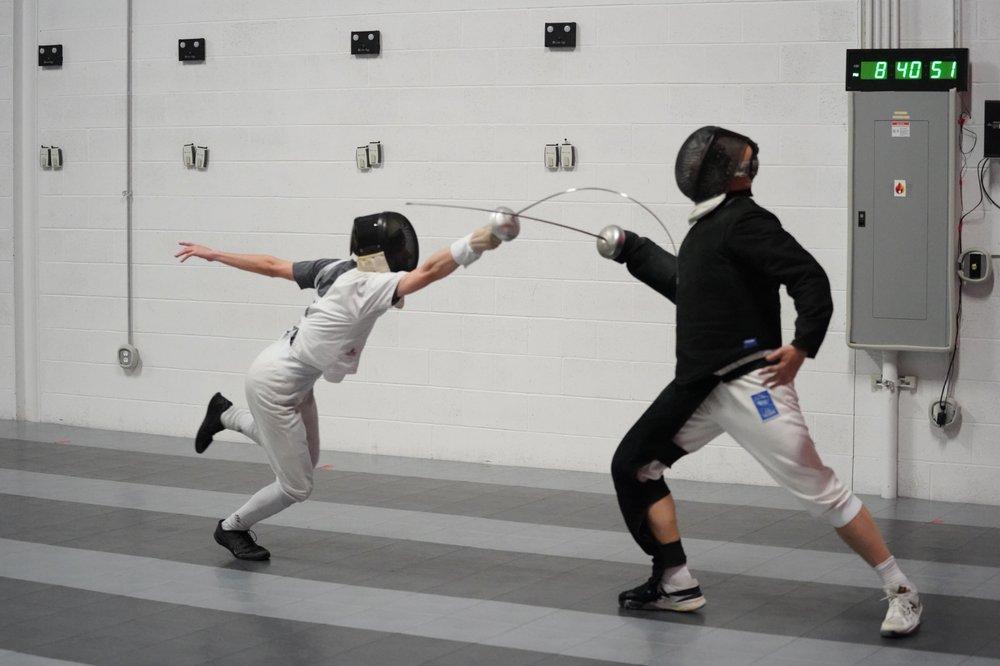 Cardinal Fencing Academy: 44900 Acacia Ln, Sterling, VA