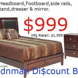 Photo Of $andman Di$count Bed$ U0026 Furniture   Wichita, KS,