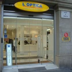 e17c1c5af48a8 L a Optica Universitaria - Eyewear   Opticians - Carrer Paseo de ...