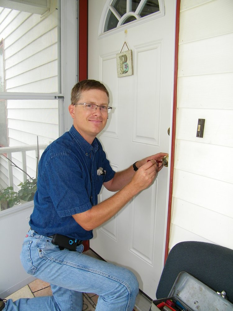 Rogers Locksmith Service: 1600 Elyria Rd, McPherson, KS