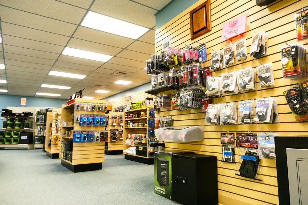 A&S Indoor Pistol Range: 617 Overhead Bridge Rd, Youngwood, PA