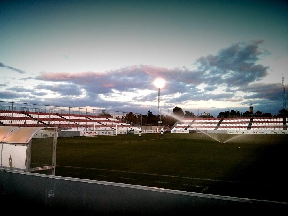 Estadio principal yelp for Puerta 8 ciudad deportiva