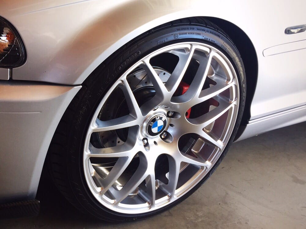 Freshly Installed 19 Quot Ag M310 Hyper Silver Wheels With Toyo Proxes Accented With Red Caliper