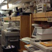 Princeton printer thesis