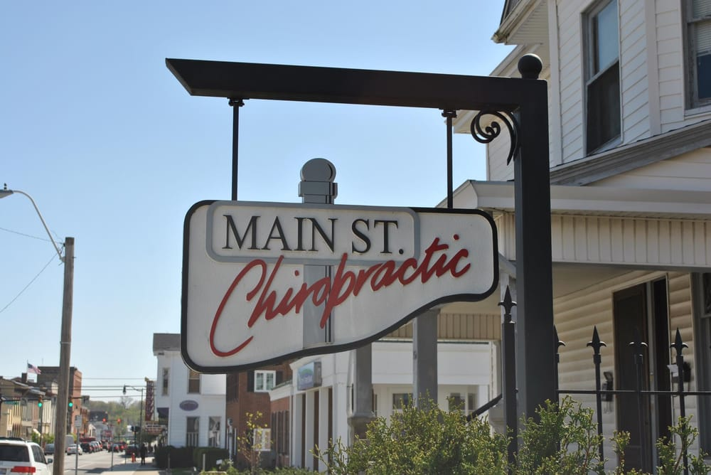 Main Street Chiropractic: 168 W Main St, Wilmington, OH