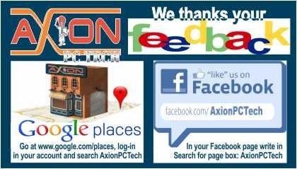 Axion PC Tech