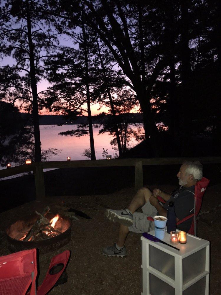 McKinney Campground: 6659 Mckinney Camp Ground Rd SE, Acworth, GA