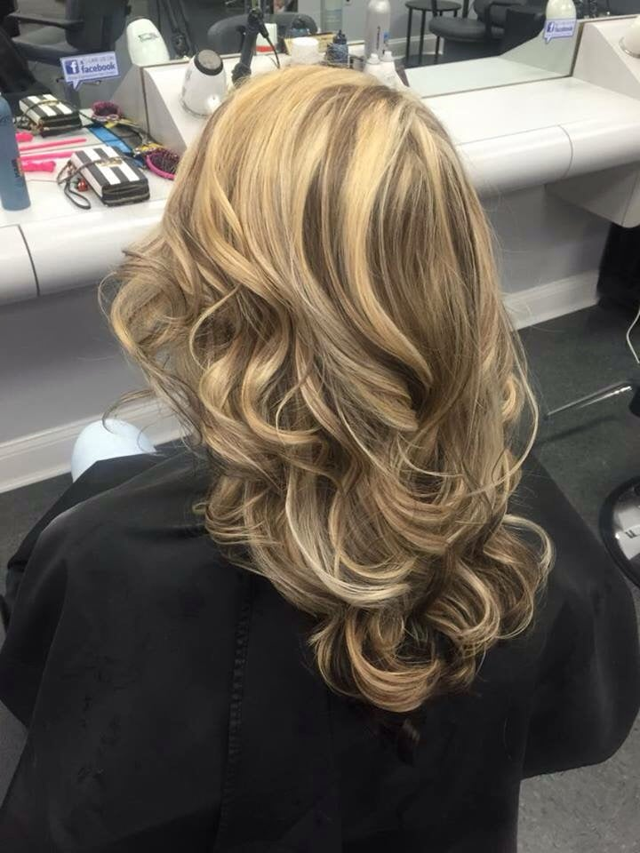 Highlights by leanna yelp - Expressions hair salon ...