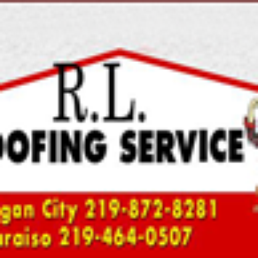 Photo Of RL Roofing   Michigan City, IN, United States. R L Roofing Logo