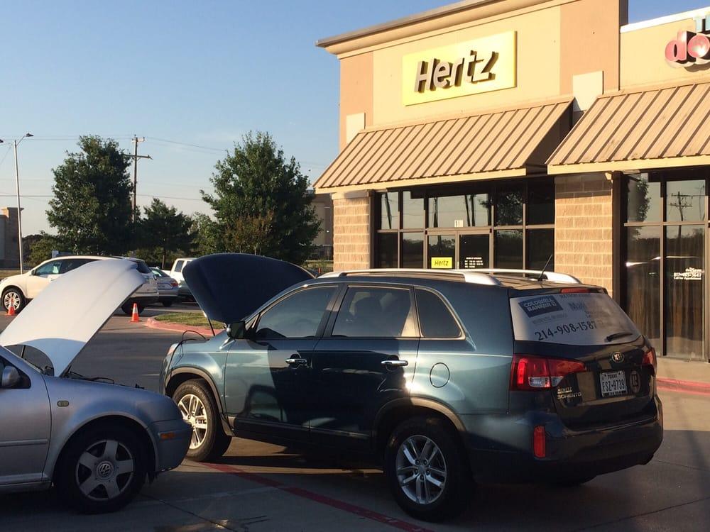 Hertz Rent A Car: 1005 Commercial Blvd, Arlington, TX