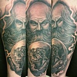 Mi familia tattoo studio 59 photos 30 reviews tattoo for Tattoo shops in anaheim ca