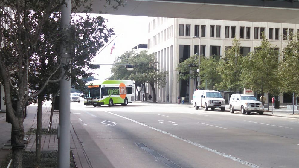 Greenlink Bus Buses Reviews Phone Number Houston TX Yelp