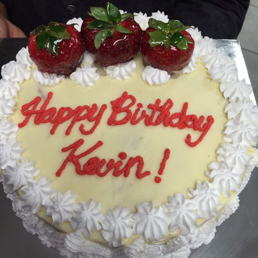 Happy Birthday Kevin Cake My blog