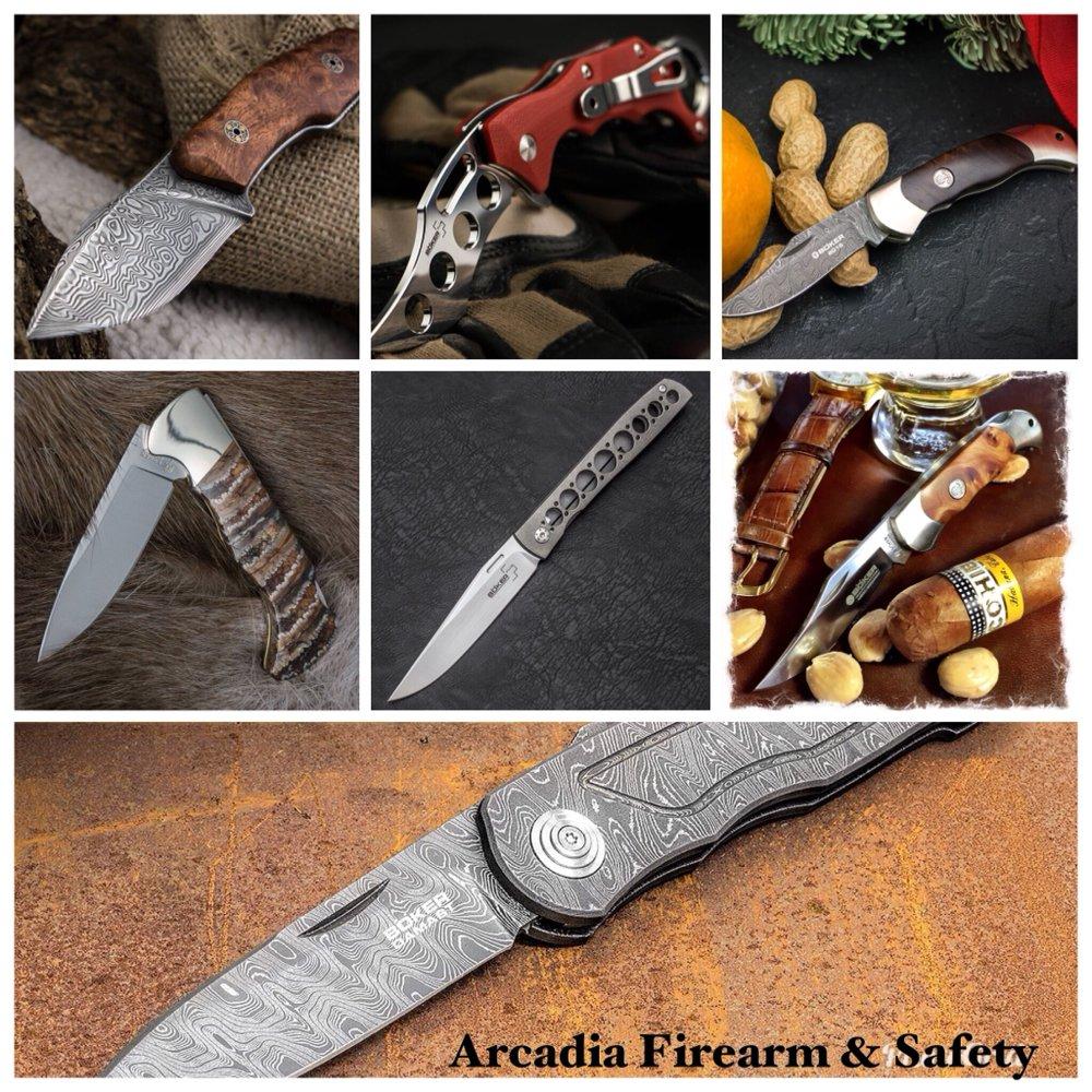 Arcadia Firearm and Safety: 411 E Huntington Dr, Arcadia, CA