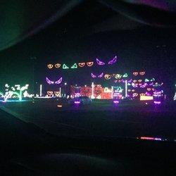 photo of thriller nights of lights mobile al united states monster mash