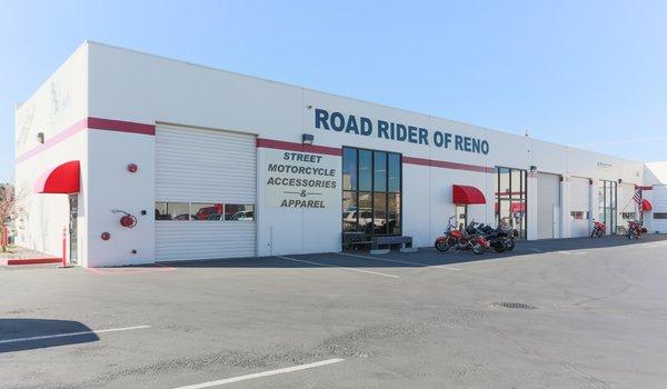 Road Rider of Reno