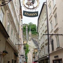 ec546c7980eb54 Trachten Stassny - Traditional Clothing - Getreidegasse 35, Salzburg ...