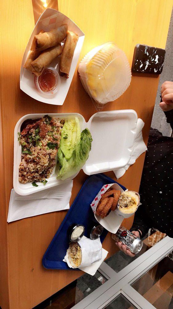 Khao Niew - Lao Street Food: 4579 NE Cully Blvd, Portland, OR