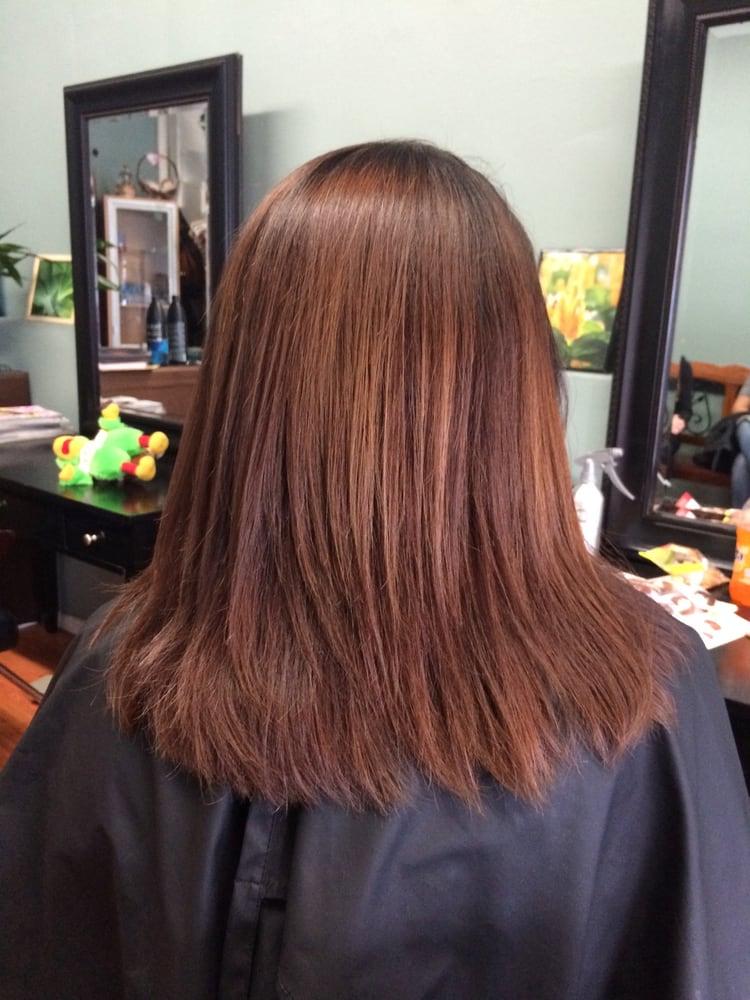 Two Layer Haircut Yelp