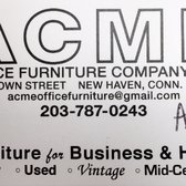 Photo Of Acme Office Furniture Co Inc   New Haven, CT, United States.