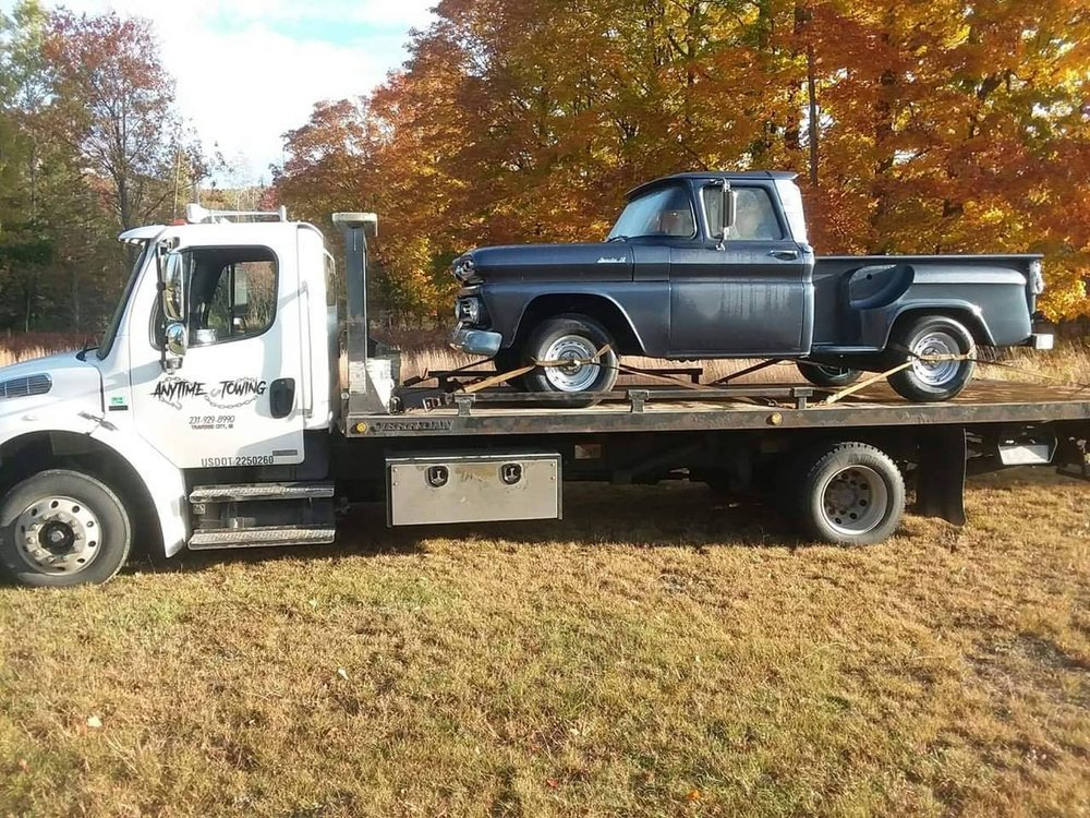 Anytime Towing: 3055 Cass Rd, Traverse City, MI