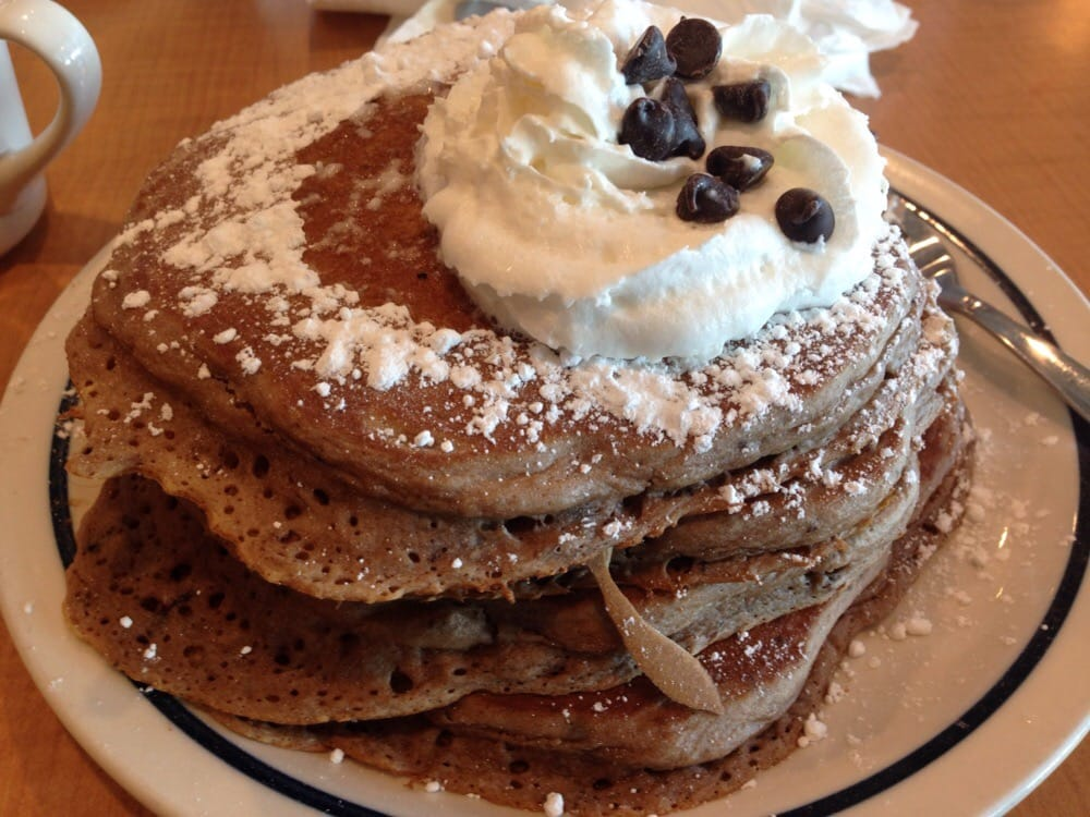 Ihop Chocolate Chip Pancakes