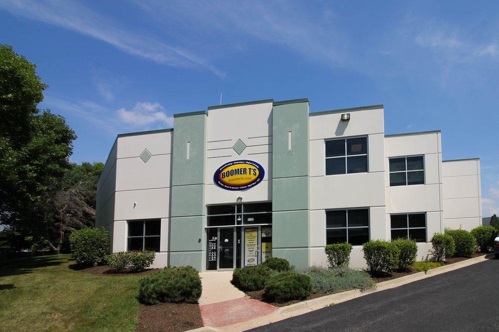 Boomer T's- HQ: 3682 Prairie Lake Ct, Aurora, IL