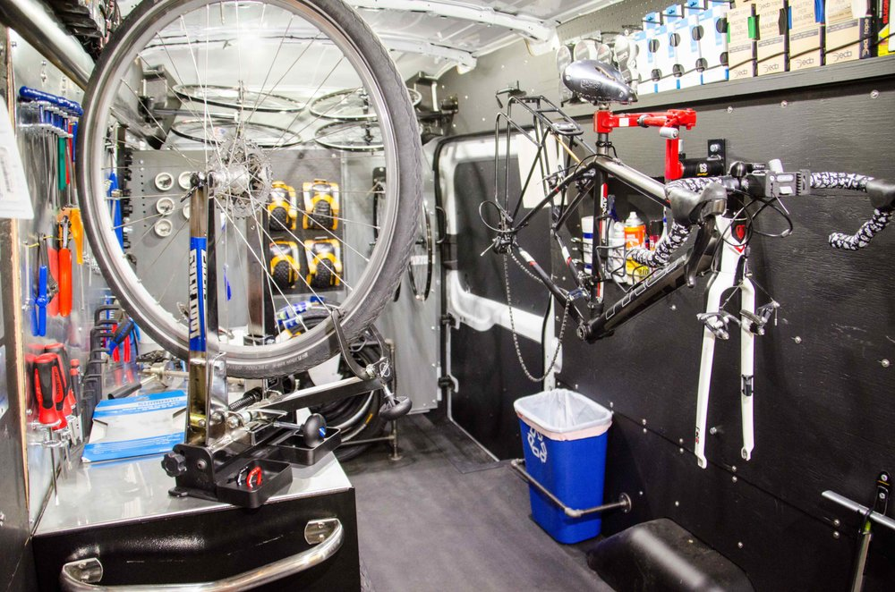 Beeline Bikes Colorado  - The Mobile Bike Shop: Denver and Boulder Metro, CO