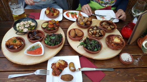 Spanische kuche kiel