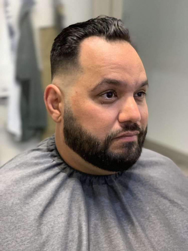 The Bearded Barber: 1420 Robinson Rd, Corinth, TX