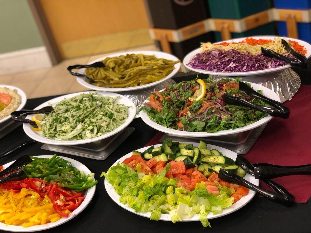 Al Rayan Resturant and Bakery: 1107 Memorial Blvd, Murfreesboro, TN