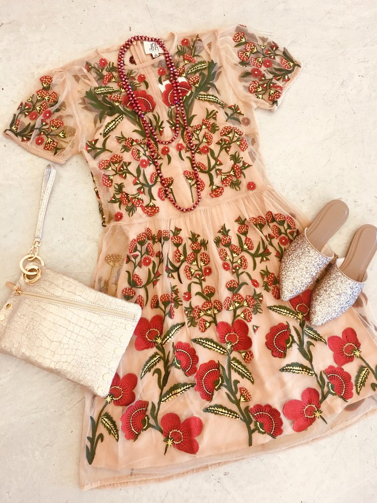 Spring Frost Boutique