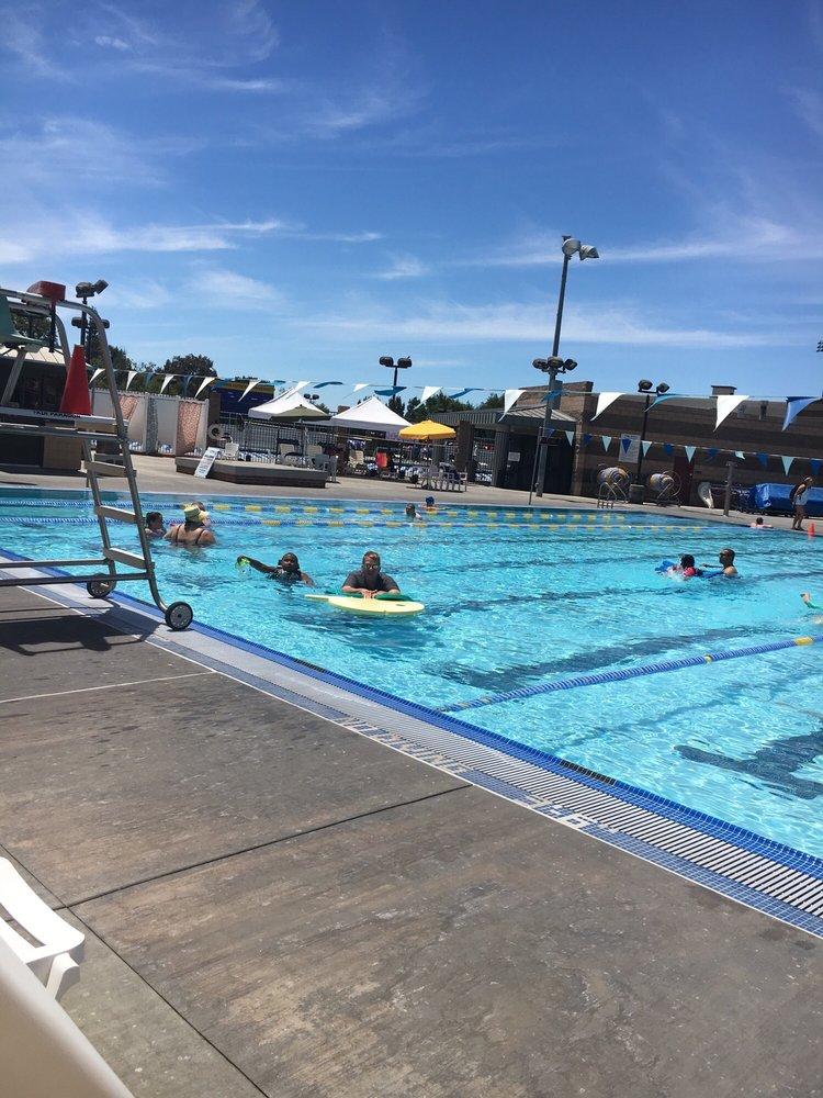 CLU Community Pool: 100 Overton Ct, Thousand Oaks, CA
