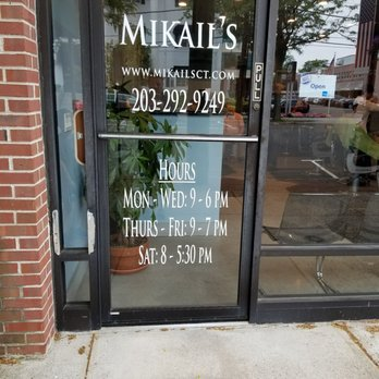 Mikail s barber salon 23 reviews hairdressers 1300 for Adams salon fairfield ct