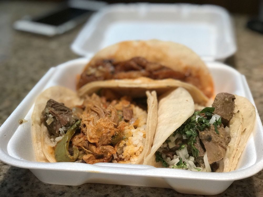 Tacos La Tehuanita: 5100 York Blvd, Los Angeles, CA