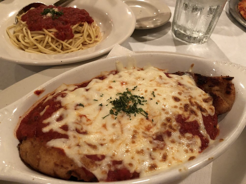 Food from Paesano's Pasta House