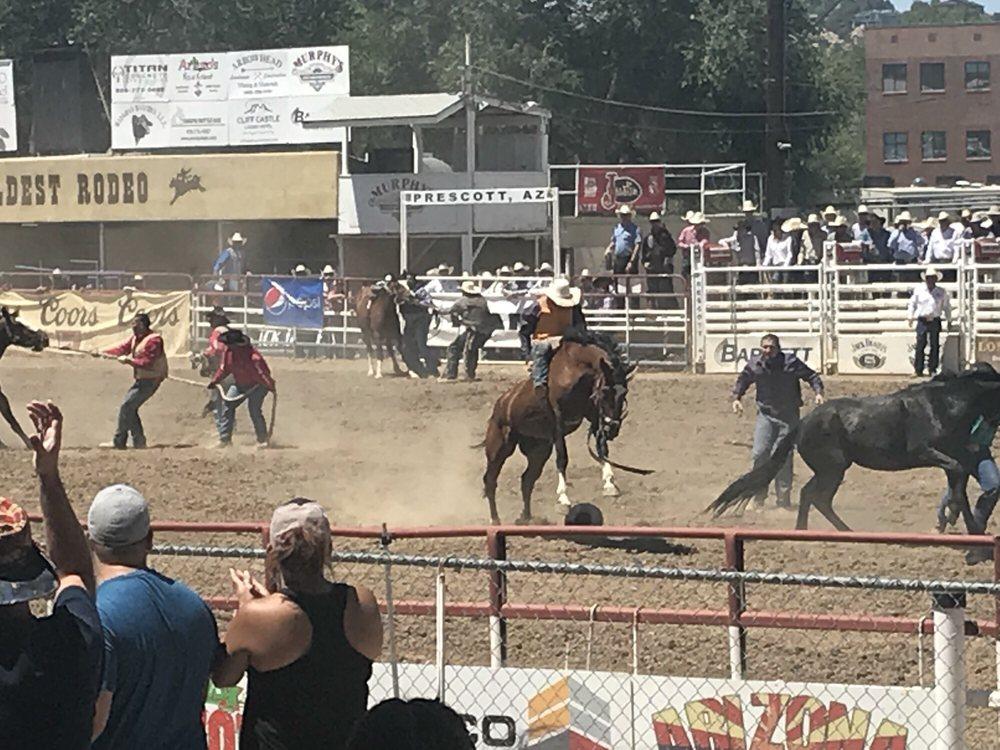 Prescott Rodeo Grounds: 840 Rodeo Dr, Prescott, AZ