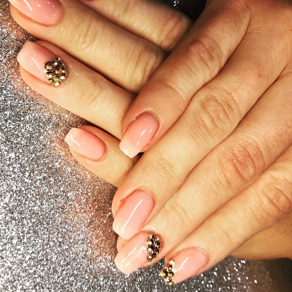 My amazing ( no acrylic ) nails @ CDM location. - Yelp