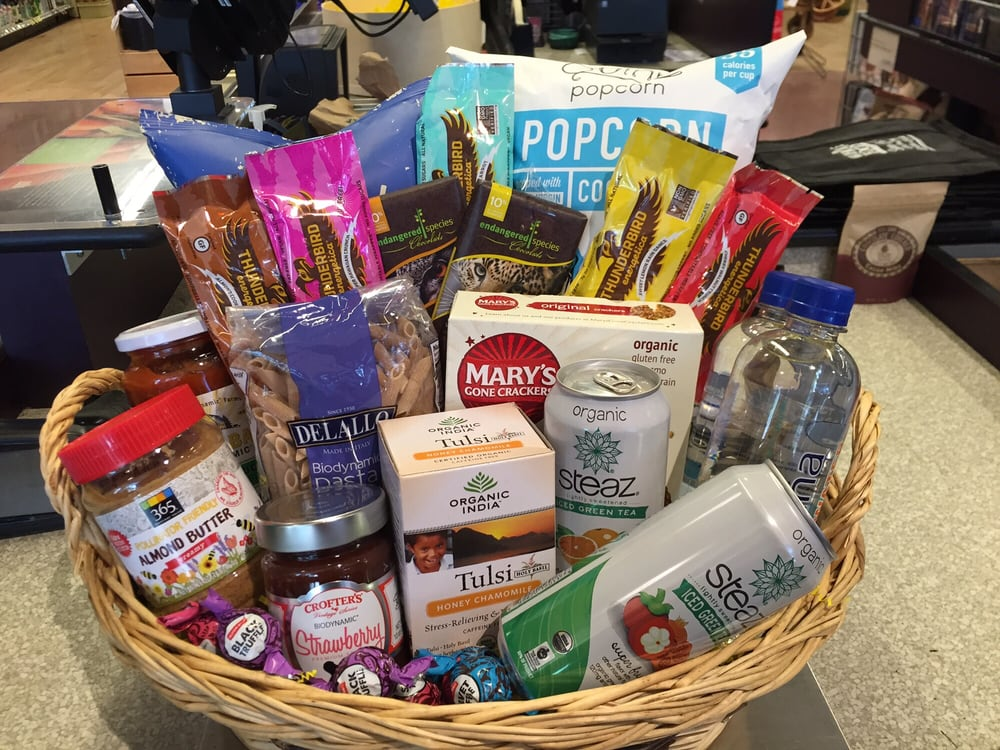 Custom gift baskets for any occasion from the concierge team this custom gift baskets for any occasion from the concierge team this is a thank you basket for a doctor office yelp negle Image collections
