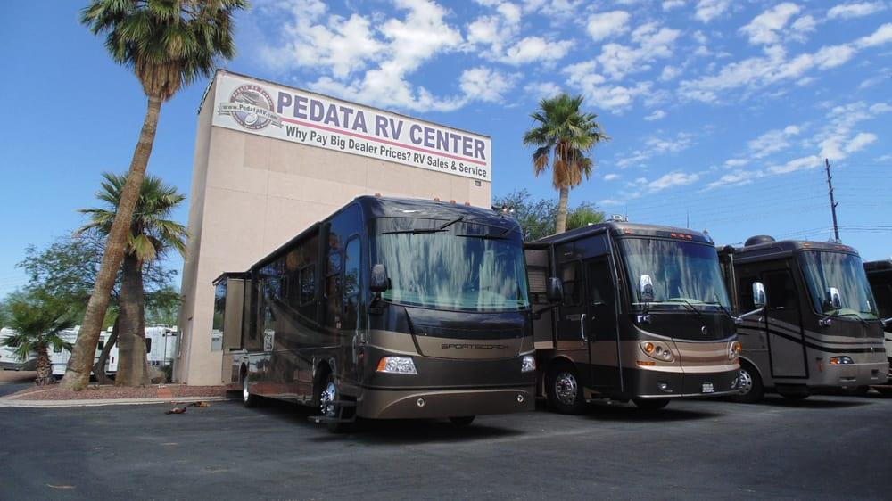 Pedata RV Center: 4933 S Outlet Center Dr, Tucson, AZ