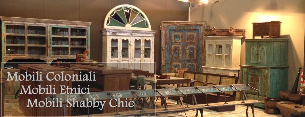 Orissa mobili coloniali ed etnici antiques via tortona - Mobili cucina genova ...
