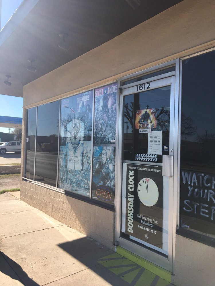 Outer Rim Collective: 1608 W Beauregard Ave, San Angelo, TX