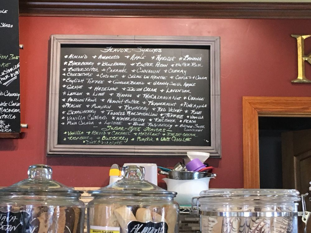 Kunjani World Coffeehouse: 10009 Jordan Rd, Parker, CO