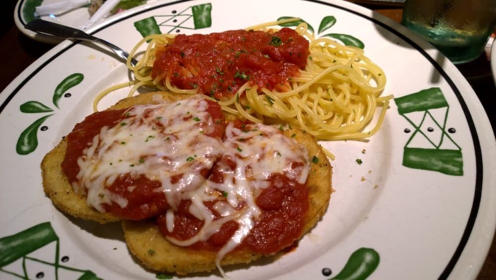 Eggplant Parmesan Photo By Marife G Yelp