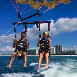 Photo Of Sky Pirates Parasailing Destin Fl United States Beach Fun