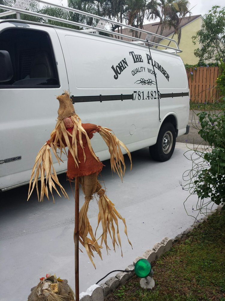 Photo Of John The Plumber Pompano Beach Fl United States Trick Or