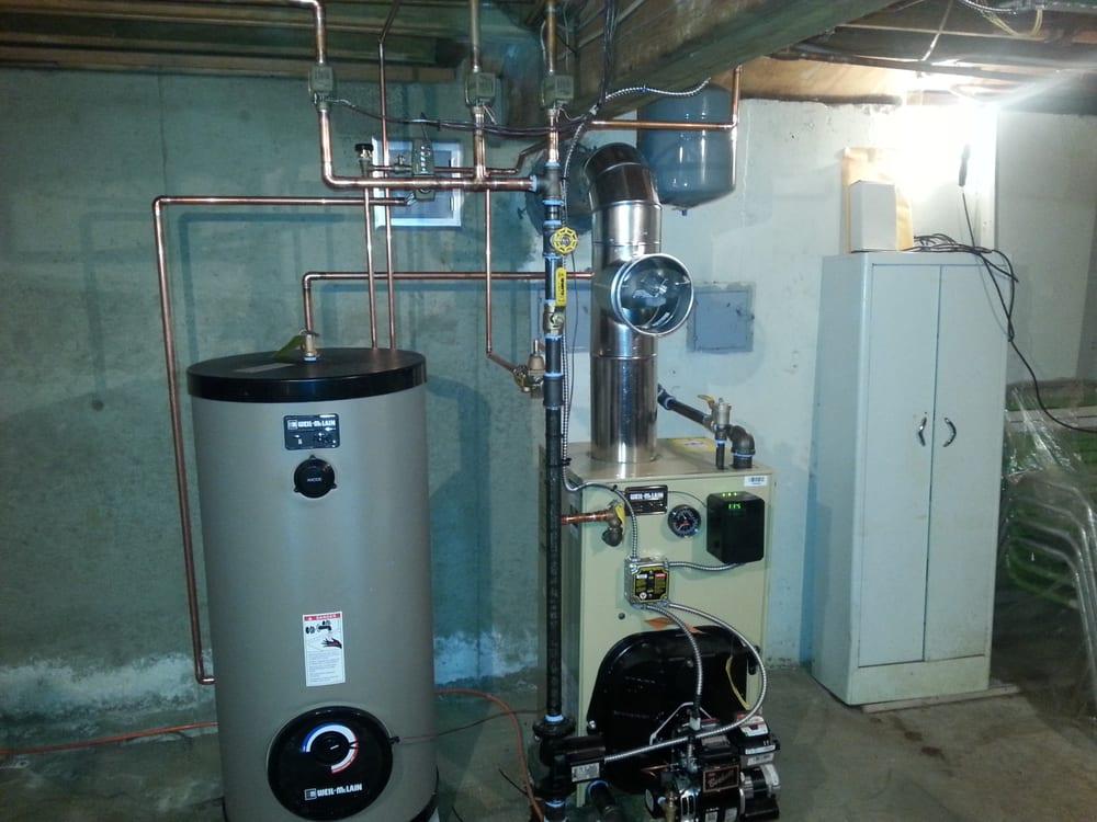 New England Boiler Works: 270 Hopkins Hill Rd, Coventry, RI