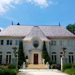 Photo Of BRAX Roofing   Gaithersburg, MD, United States. Slate Roof And  Copper
