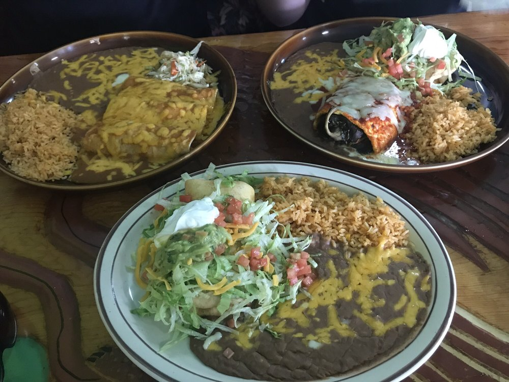 Lapresa Mexican Restaurant: 515 E Grand Coulee Ave, Grand Coulee, WA